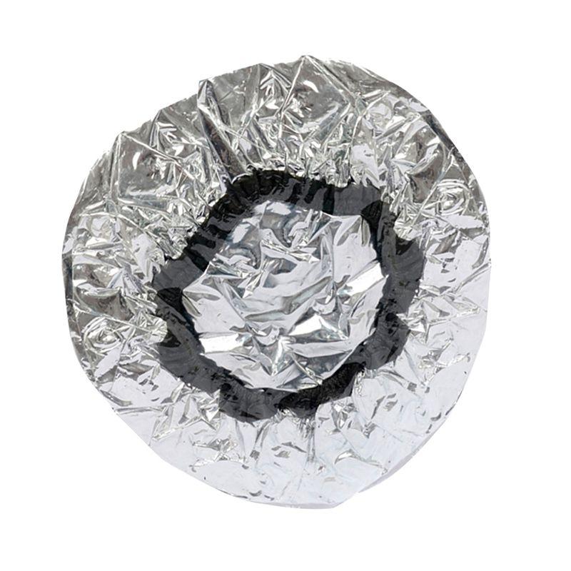 Touca Metalizada Com Isolmanta Cera Fácil