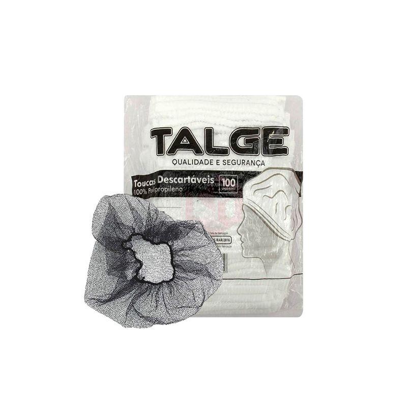 Touca Nylon para Proteção Capilar Talge