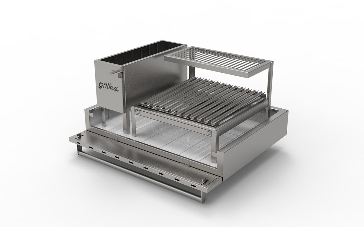 Grillex Kit Parrilla 4AC