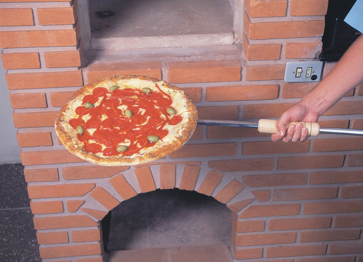 Pá de Pizza PP-180/38 Inox