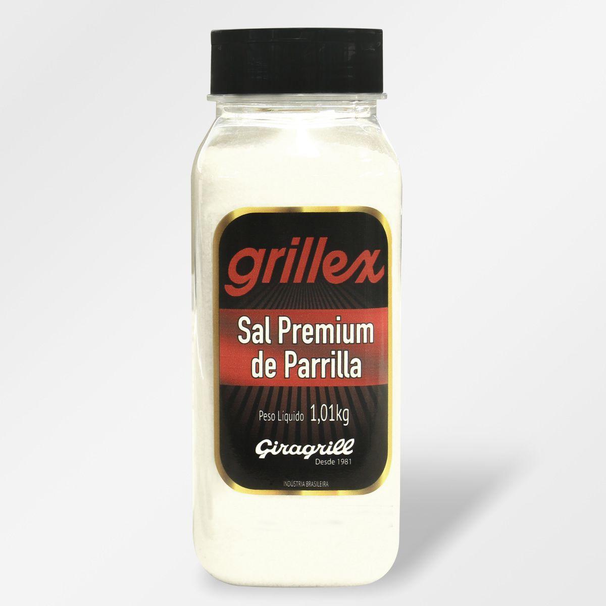 Sal Premium de Parrilla