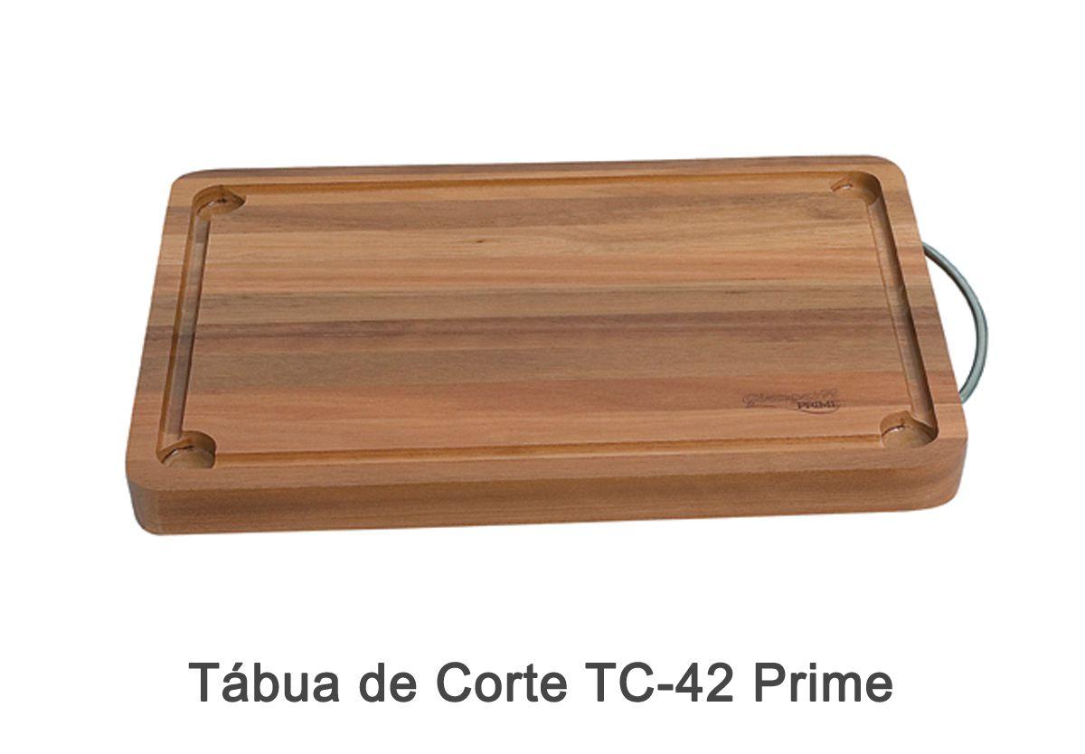 Tábua de Corte TC-42 Prime + Pega Fácil PF-40 + Garra de Urso