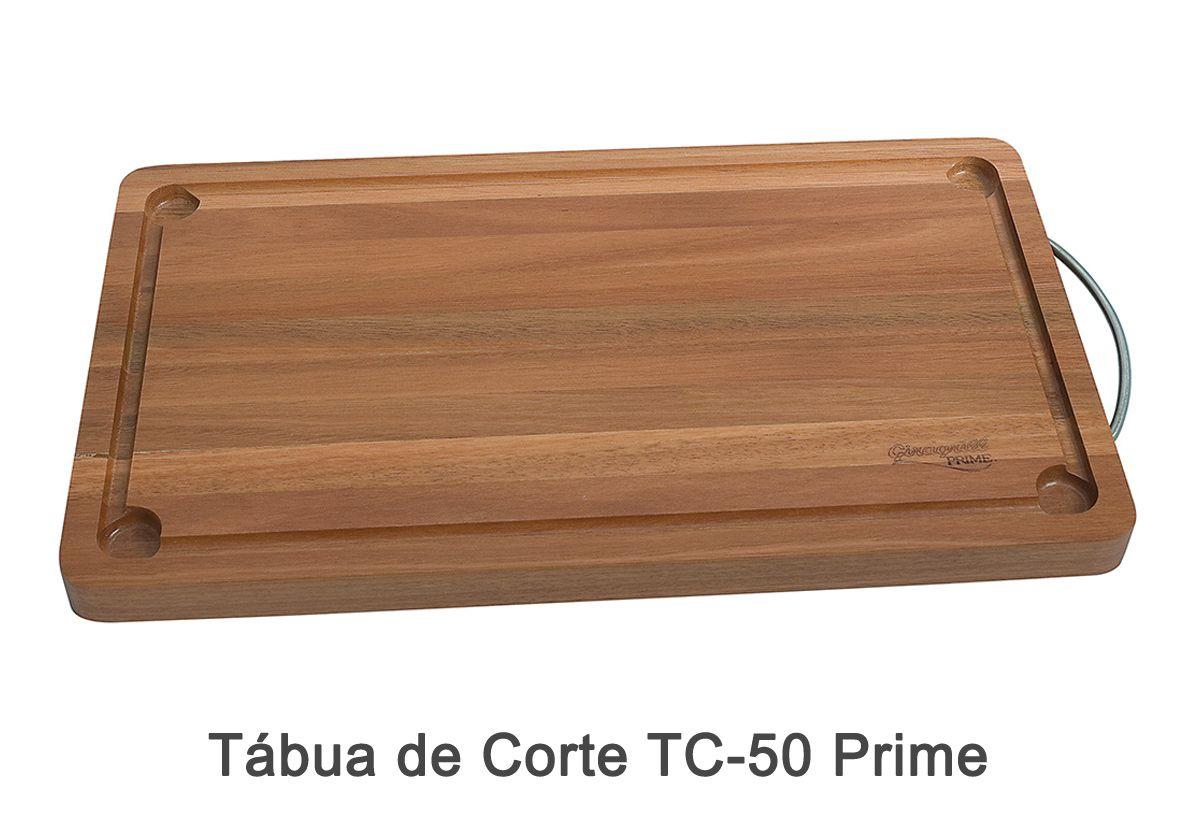 Tábua de Corte TC-50 Prime + Pega Fácil PF-40 + Garra de Urso
