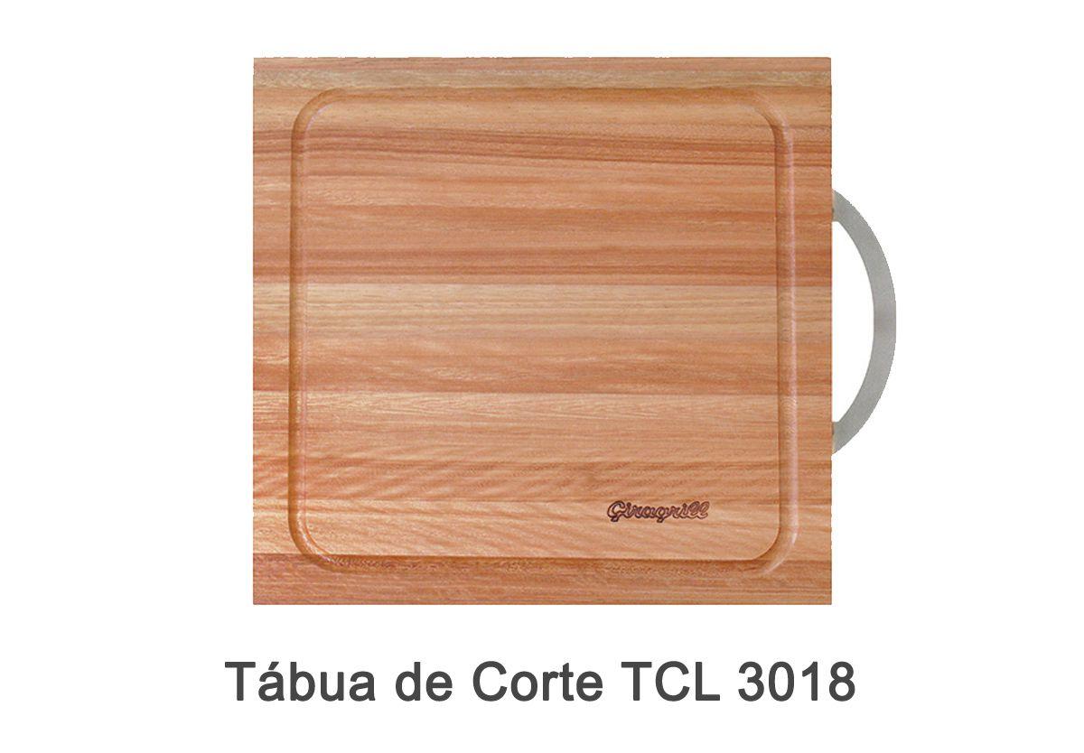 Tábua de Corte TCL-3018 + Pega Fácil PF-40 + Garra de Urso