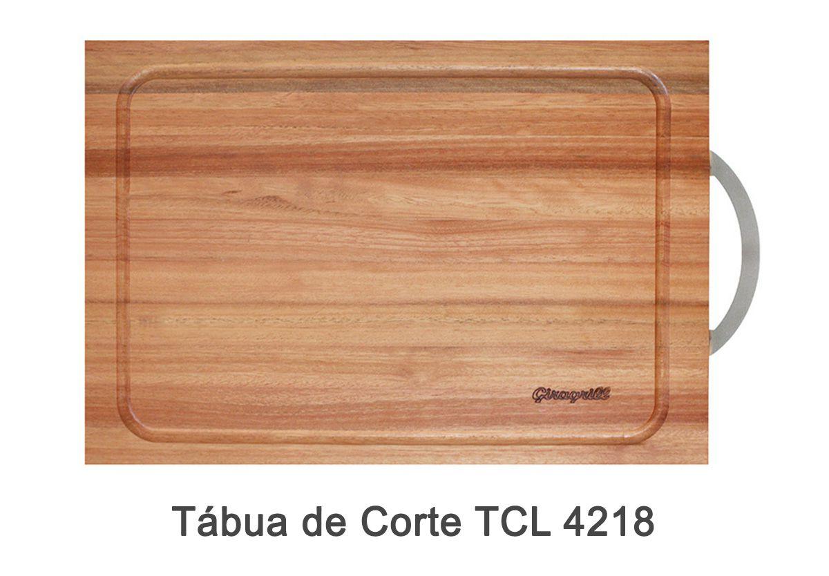 Tábua de Corte TCL-4218 + Pega Fácil PF-40 + Garra de Urso