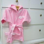 Roupão Baby - Coleção Elsa Hugs - Art Bord