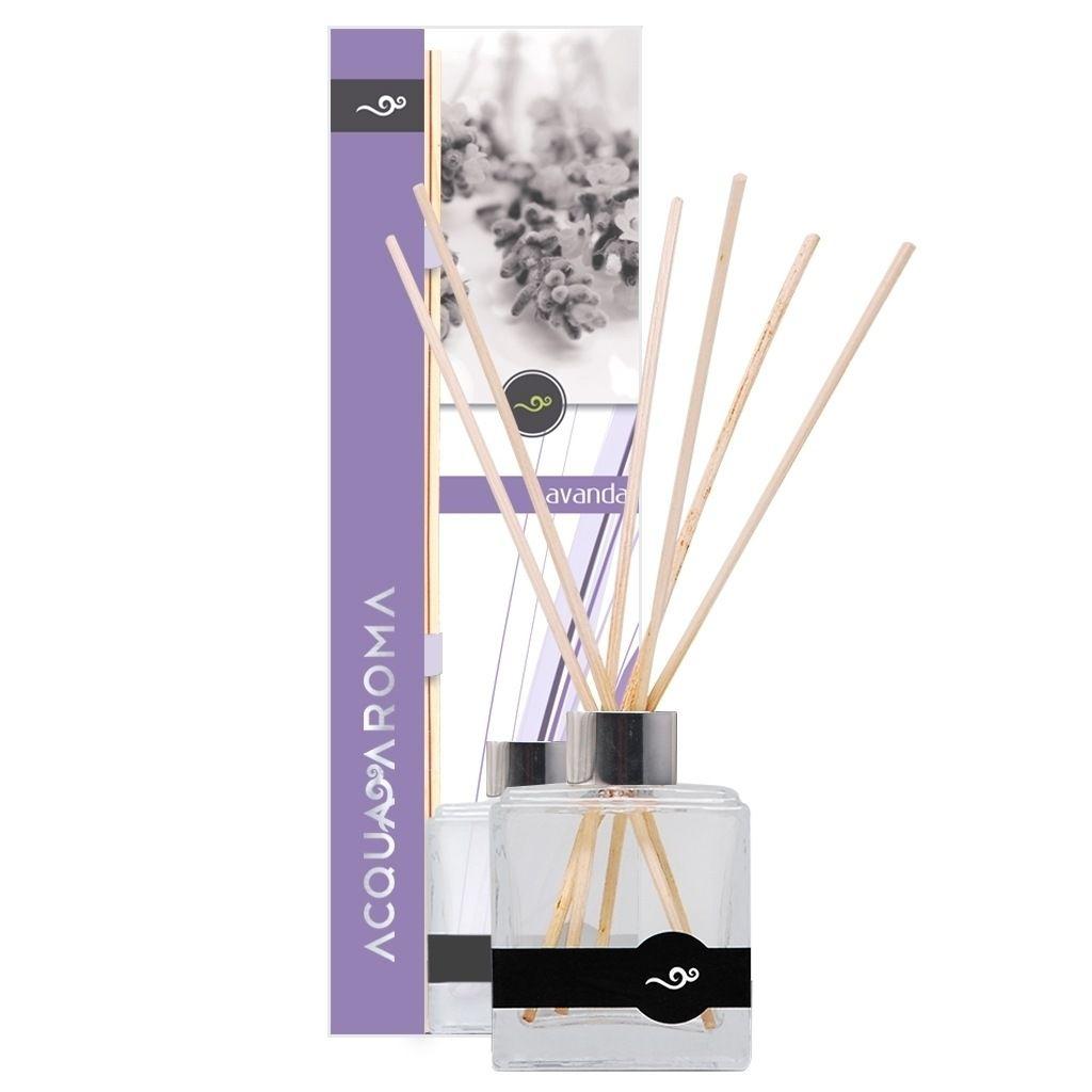 Difusor de Aromas 100ml Lavanda - Acqua Aroma