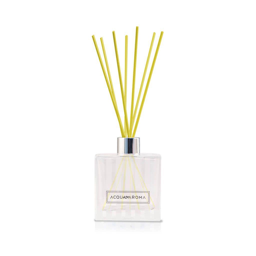 Difusor de Aromas 180ml Verbena e Limão Siciliano - Acqua Aroma