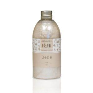 Refil Sabonete Líquido 500ml Bebê- Acqua Aroma
