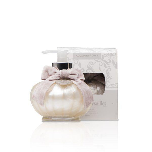 Sabonete Líquido Perolado Versailles 200ml Amber Flori - Acqua Aroma