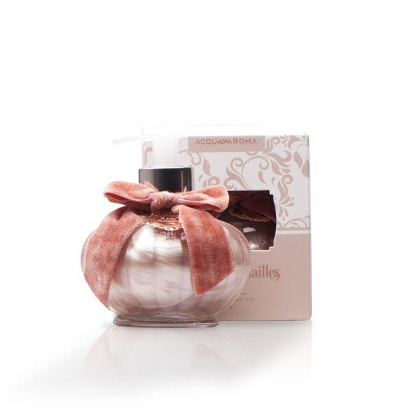 Sabonete Líquido Perolado Versailles 200ml Lilly Rose - Acqua Aroma