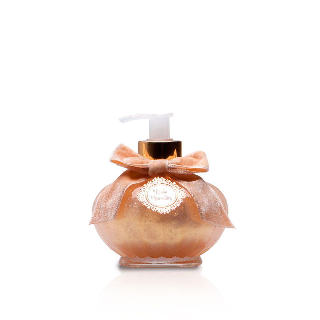 Sabonete Líquido Perolado Versailles 200ml Vanilla Bourbom - Acqua Aroma
