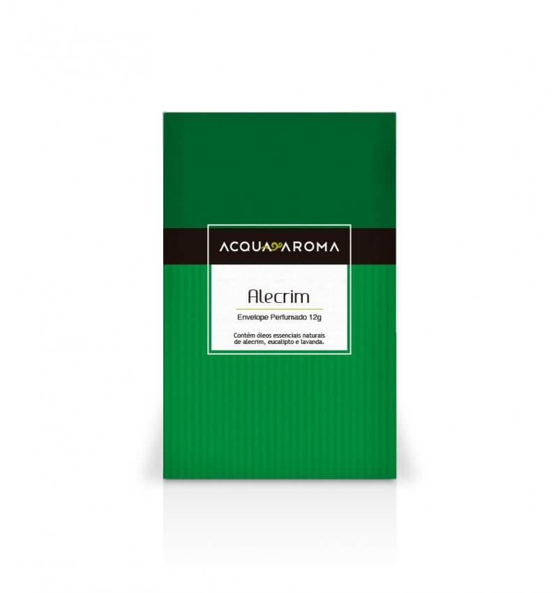 Sachê Perfumado 12g Alecrim