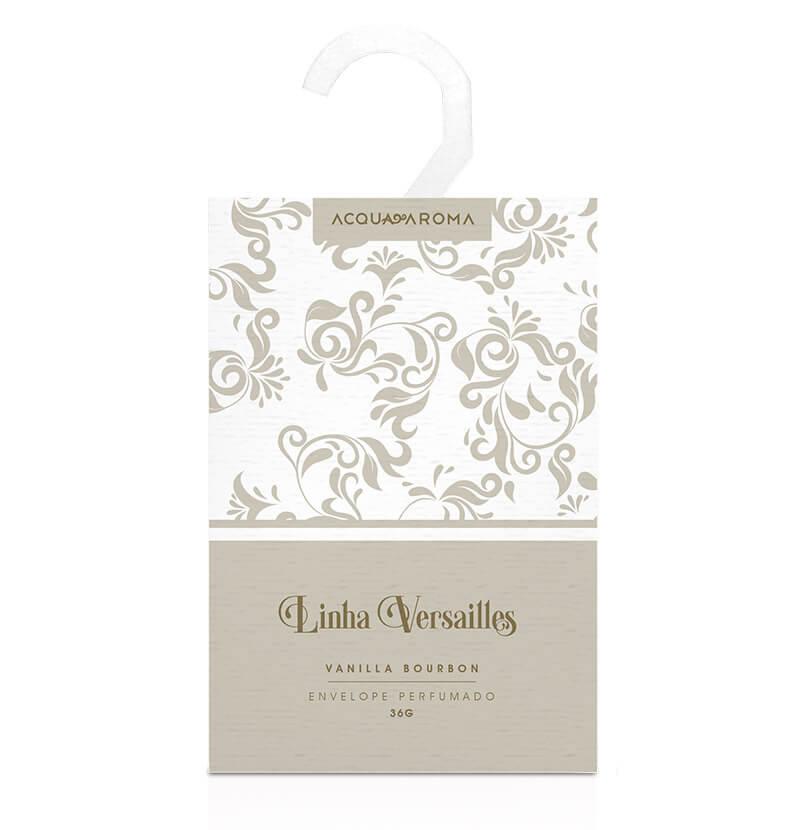 Sachê Perfumado 36g Vanilla Bourbon Versailles - Acqua Aroma