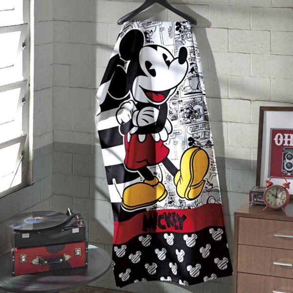 Toalha Praia  Velour Mickey I
