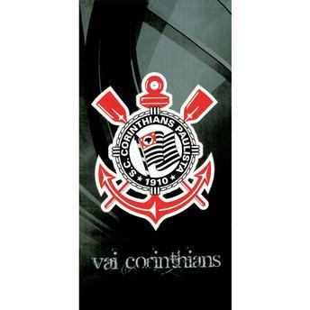Toalha Velour Corinthians