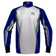 Camiseta Combat S Blue - Faca Na Rede