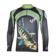 Camiseta King Sublimada KFF10 - Tucunaré