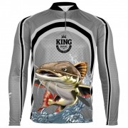 Camiseta King Sublimada KFF77 - Pirarara