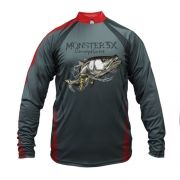 CAMISETA MONSTER 3X NEW FISH 04