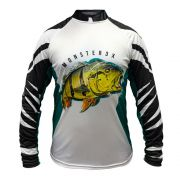 Camiseta Monster 3X New Fish 07