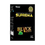 Erva Mate P/ Tereré (500g) - Black Ments - Suprema