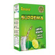 Erva Mate P/ Tereré (500g) - Limão e Menta  - Suprema