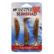 Isca Artificial Soft Slimshad 2,7´´ - Monster3X