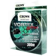 Linha Monofilamento Crown Vortex GTX - 300m