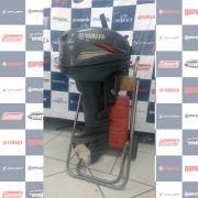 MOTOR SEMI - NOVO (usado) YAMAHA 15HP - ANO 2012 - 1079918