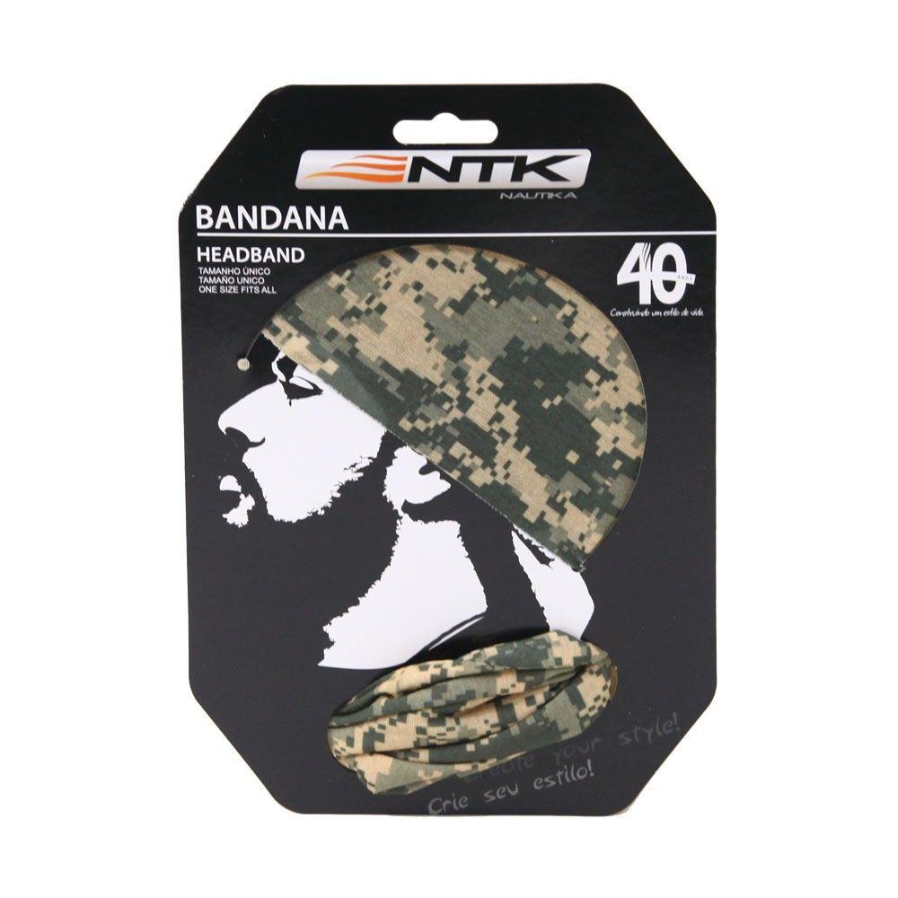 Bandana NK Desert Camo FPS 50+