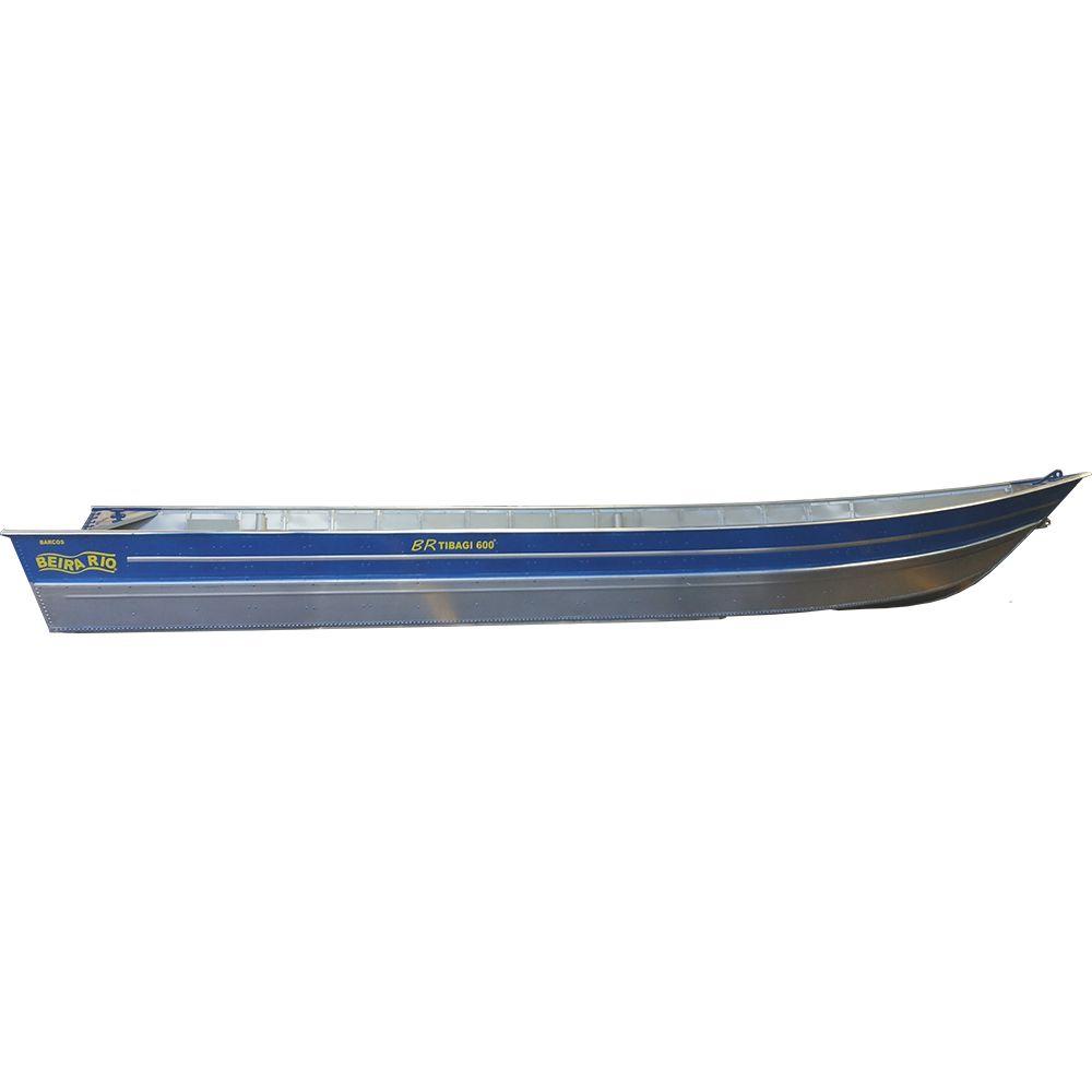 Barco Beira-Rio Tibagi 600 Borda Alta