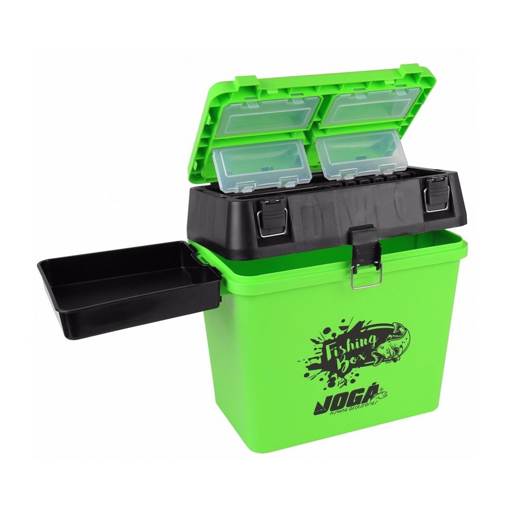 Bolsa Estojo Fishing Box Raju