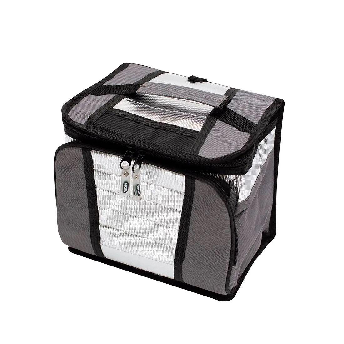 Bolsa Térmica Ice Cooler Mor Cinza - 7,5 Litros