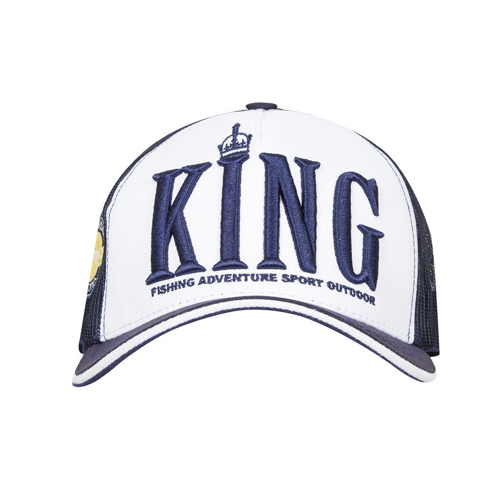 BONE KING BLUE WHITE