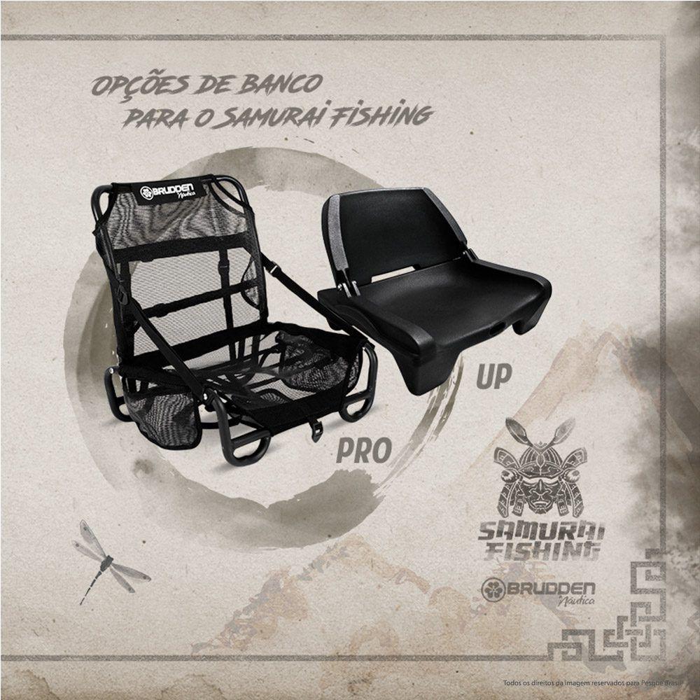 Caiaque Samurai Fishing UP/PRO Combo