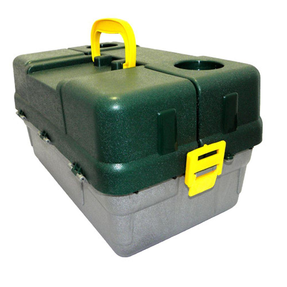Caixa Organizadora HI CX-6BJ-PQ- 6 Bandejas