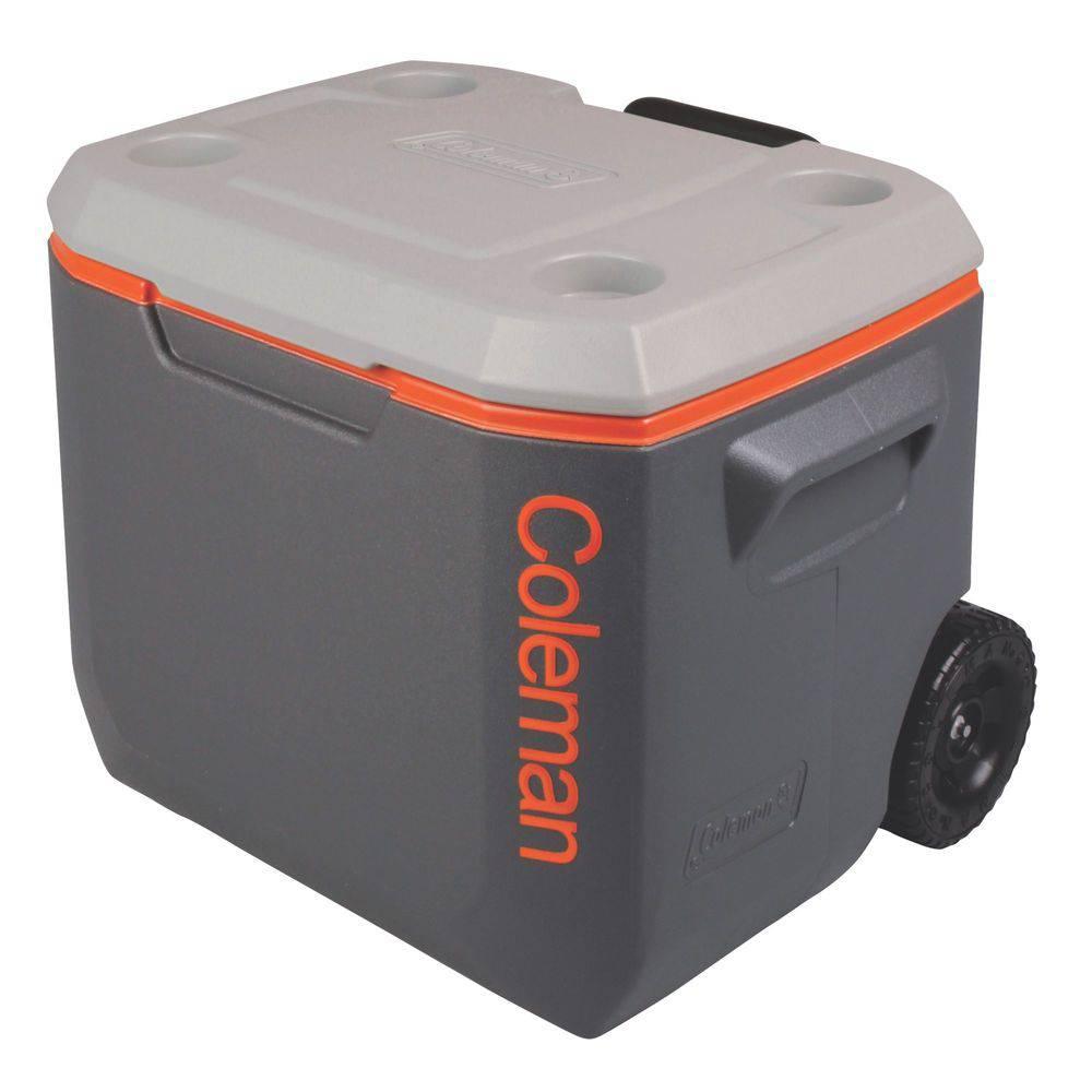 Caixa Térmica 50l -  XTREME-5 C/RODAS COLEMAN