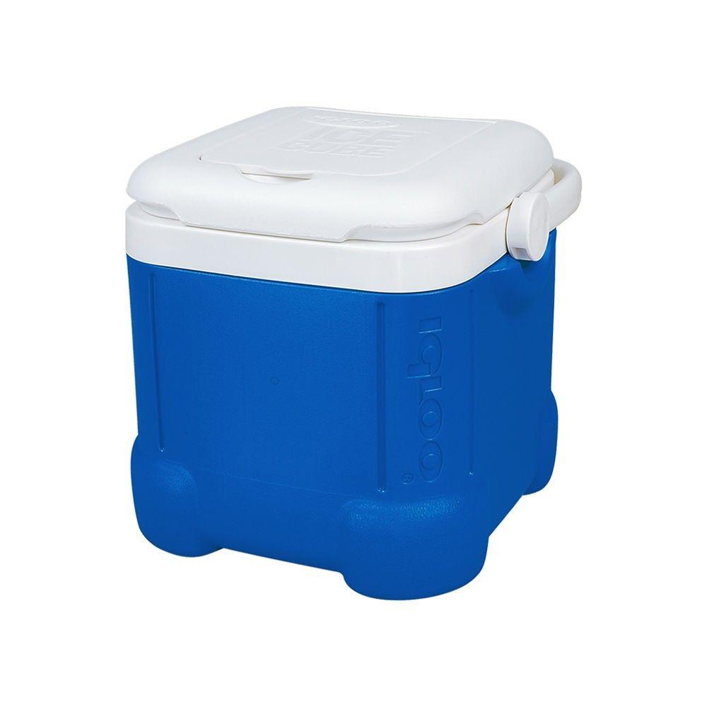 Caixa Térmica Ice Cube 14QT Azul