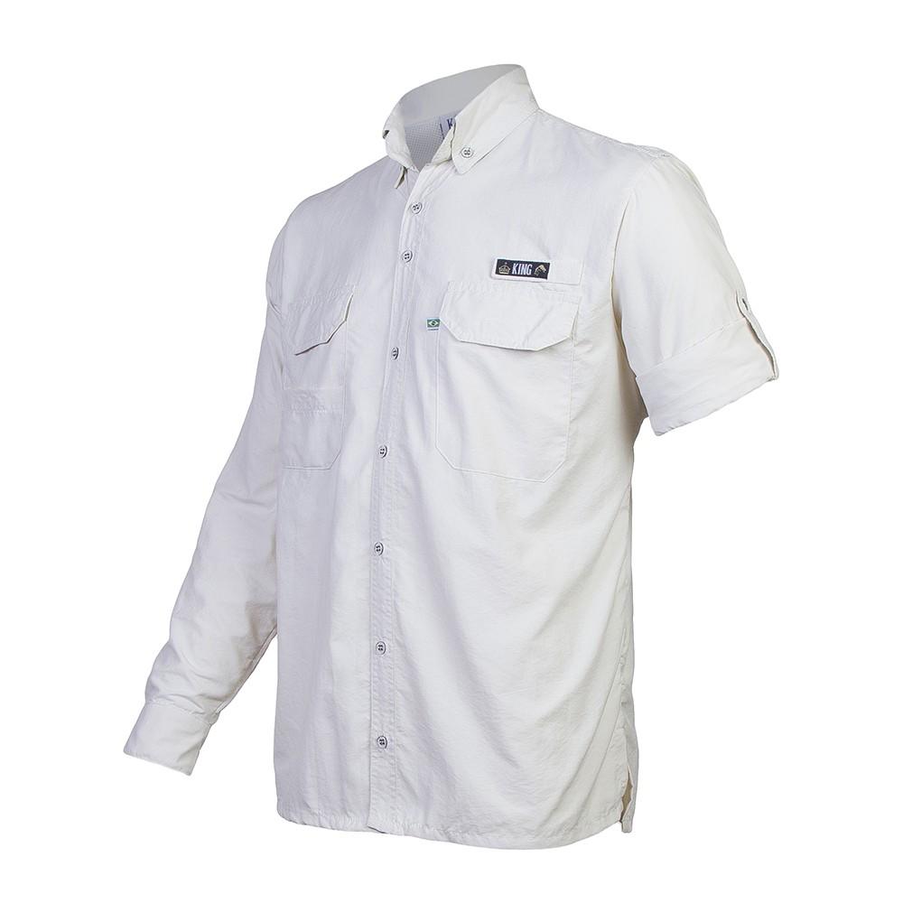 Camisa King Antares Areia