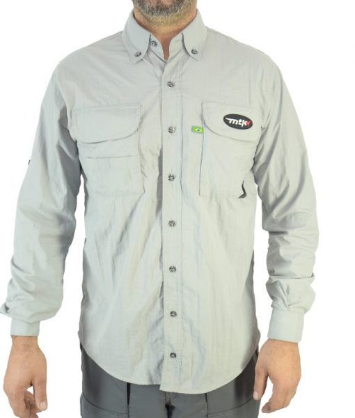 Camisa MTK Sky Platina