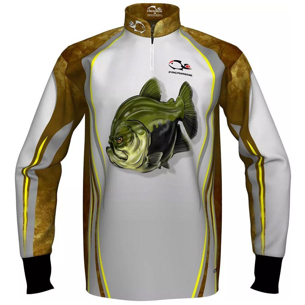 Camiseta Combat S Tambaqui - Faca Na Rede