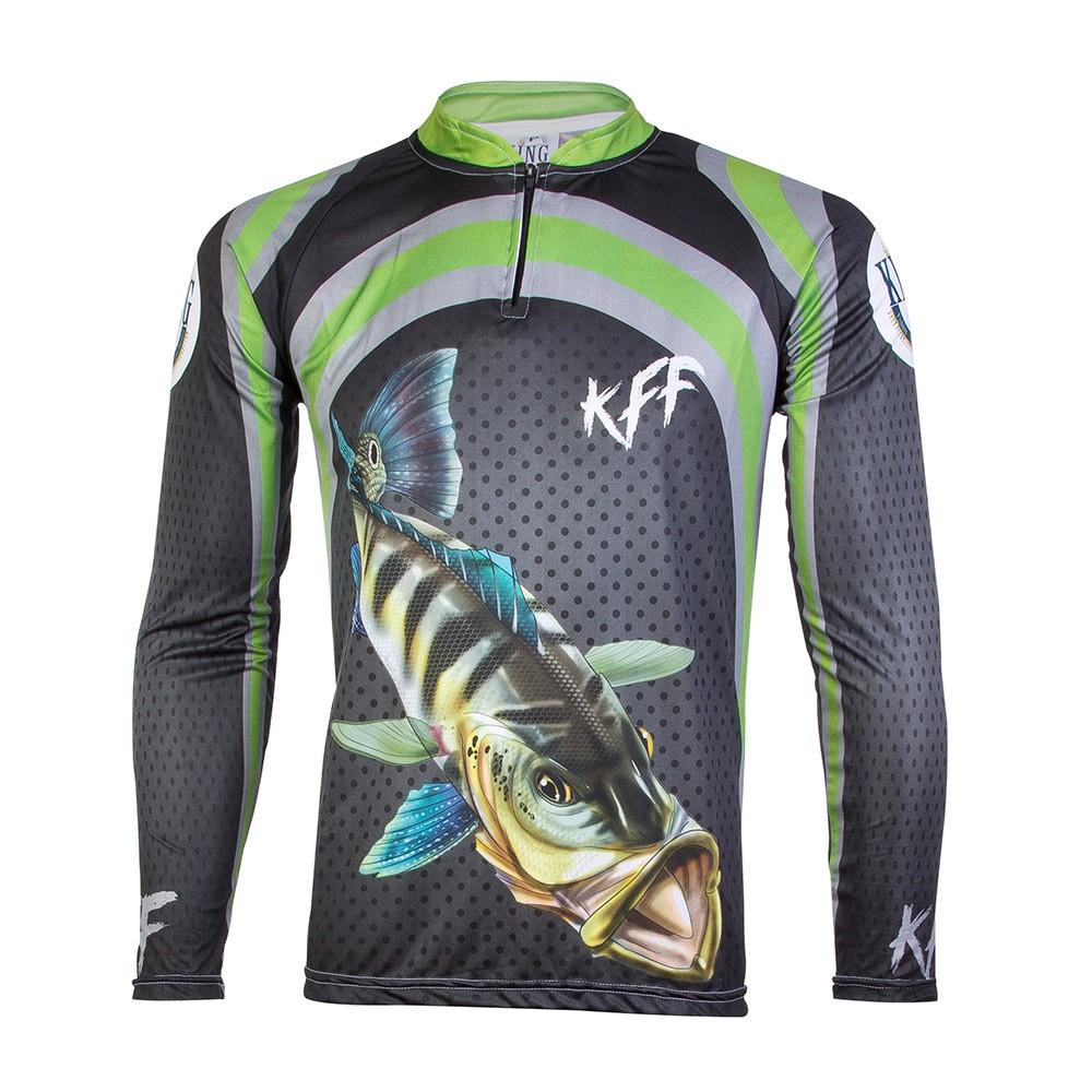 Camiseta King Sublimada KFF10 - Tucunaré