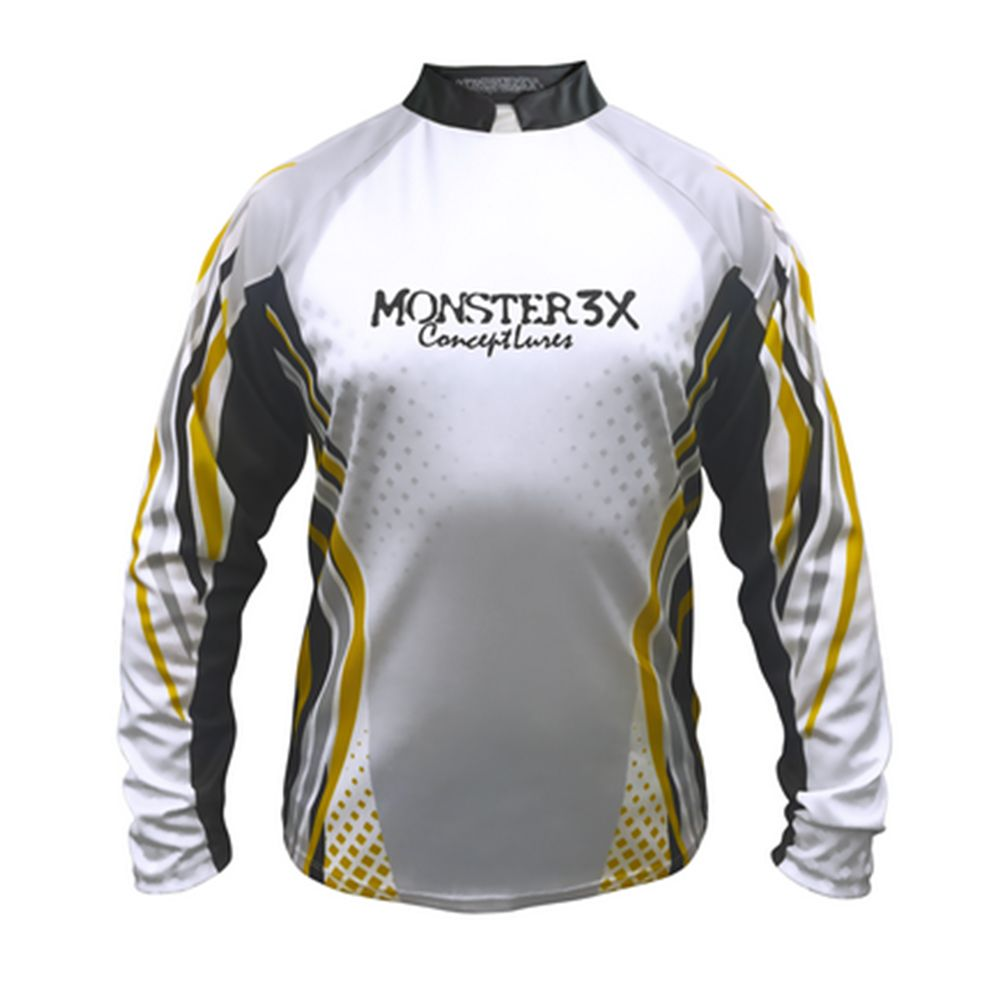Camiseta Monster 3X New Fish 01
