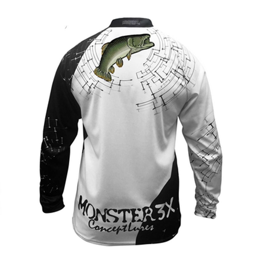 Camiseta Monster 3X New Fish 05