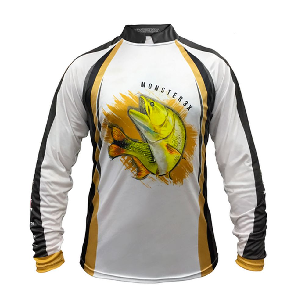 Camiseta Monster 3X New Fish 06