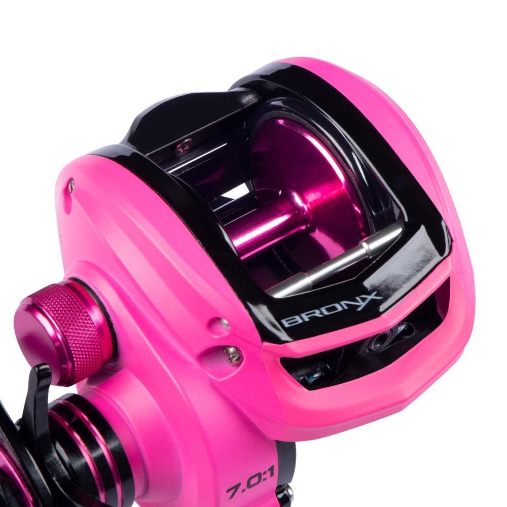 Carretilha Bronx Pink 11000 Maruri