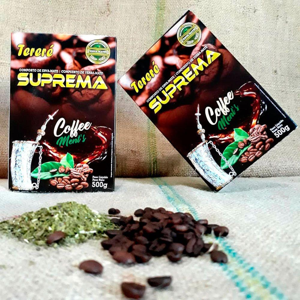 Erva Mate P/ Tereré (500g) - Coffee Ments - Suprema