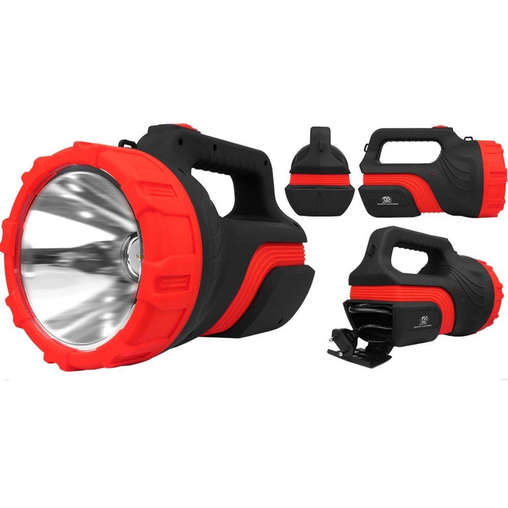 Holofote Recarregável de Alta Potência LED-7077