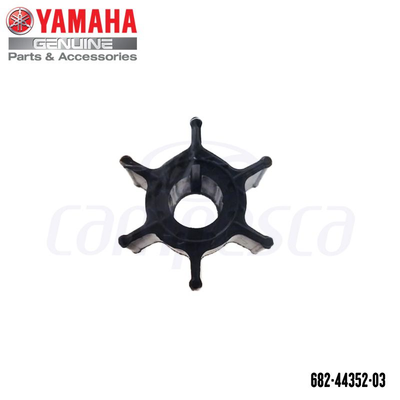 Impulsor da Bomba D'água (15D) - Yamaha (682-44352-03)